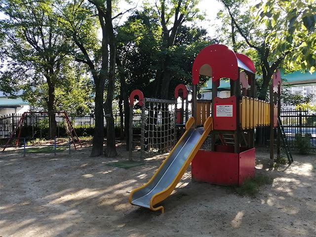 西 上 公園 坂部 地図から検索 上坂部西公園(公園)
